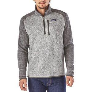 Patagonia Better Sweater 1/4 Zip Fleece XL
